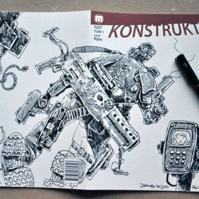 Konstrukt #1, Jakub Kijuc