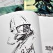 Lux in tenebris 2 - Wilcza Gontyna, autograf