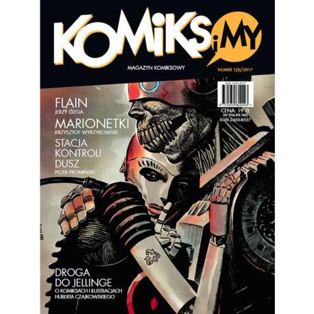 Magazyn Komiks i My 3